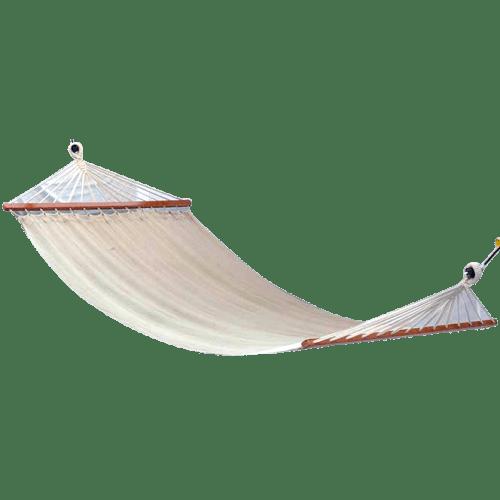 White Hammock transparent PNG.