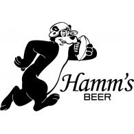 Hamm\'s Beer.