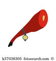 Hamon Clipart and Stock Illustrations. 7 hamon vector EPS.