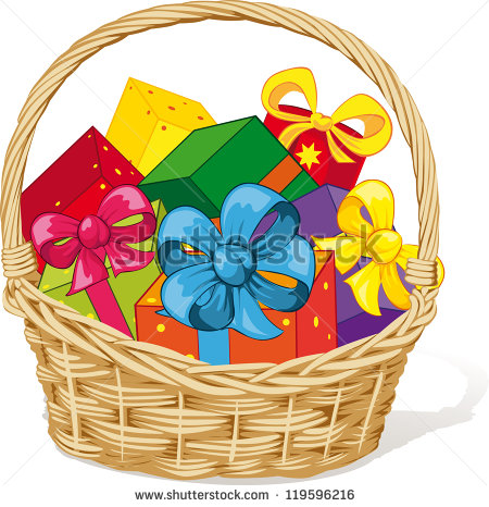 Gift Basket Clip Art & Gift Basket Clip Art Clip Art Images.
