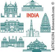 Hampi Clip Art EPS Images. 9 hampi clipart vector illustrations.