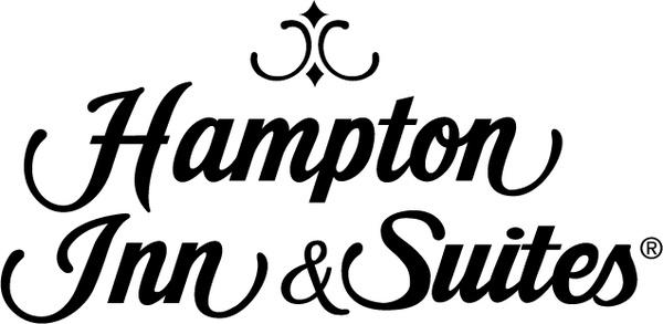 Hampton inn suites Free vector in Encapsulated PostScript.