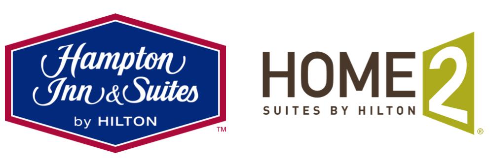Hampton Inn & Suites/Home2 Suites by Hilton.