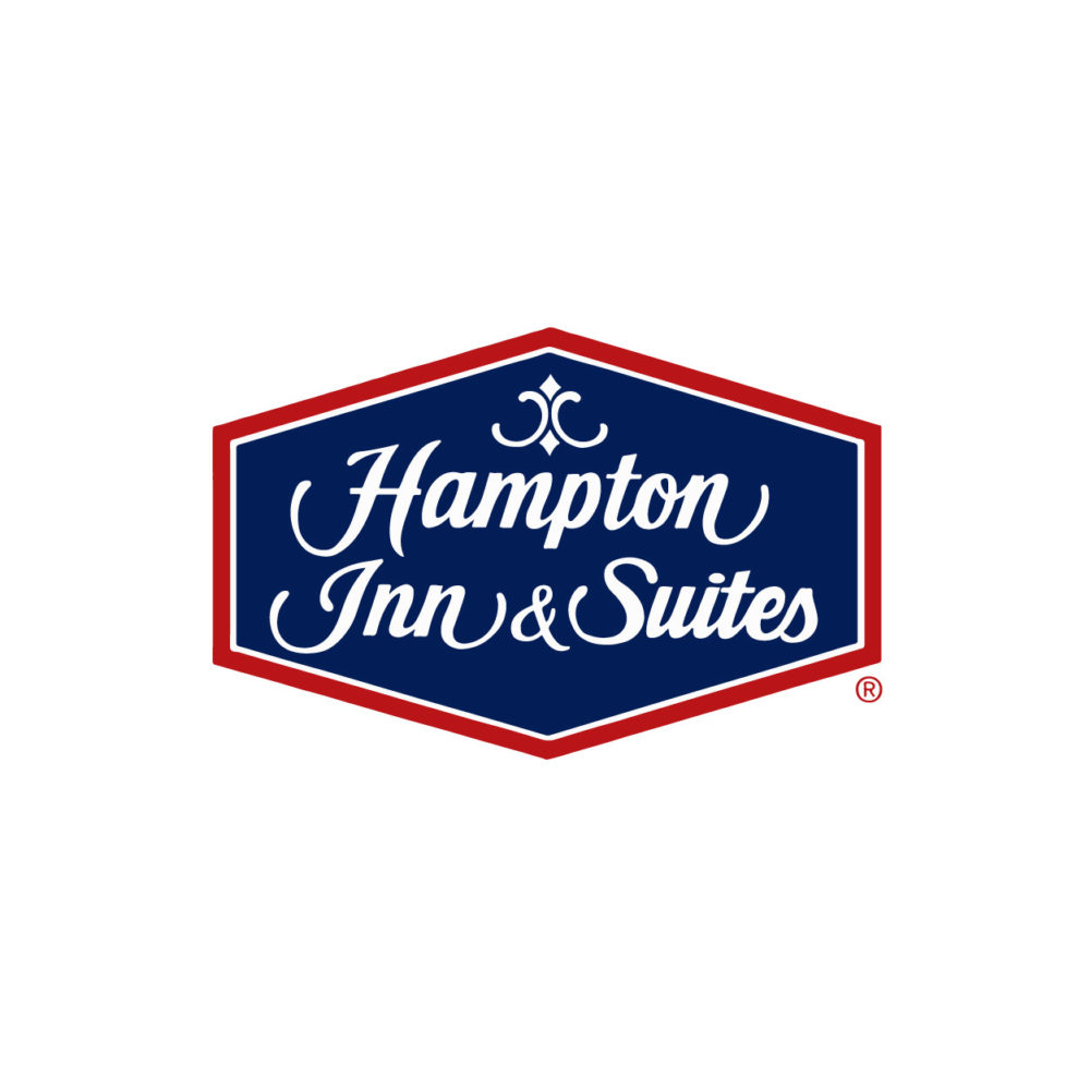Hampton Inn and Suites Logo.