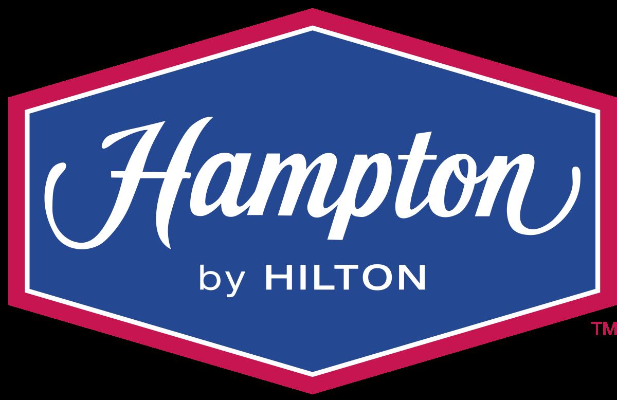 Hampton by Hilton.