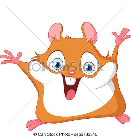 Hamsters Vector Clipart EPS Images. 1,981 Hamsters clip art vector.