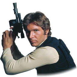 Han, solo Icon Free of Star Wars Characters Icons.