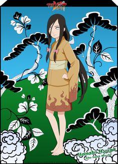 Hanabi in Kimono.