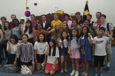 The Tiger Online : Students Abroad: Tales From South Korea.
