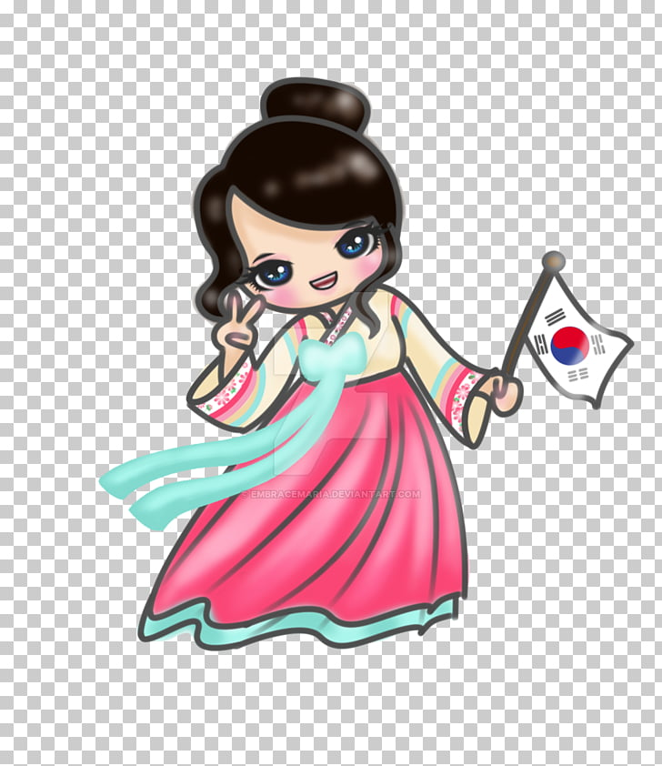 Korean Wave Hanbok Clothing, others PNG clipart.