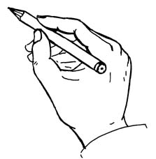 Free Hand Pencil Cliparts, Download Free Clip Art, Free Clip.