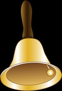 Handbell Clipart.