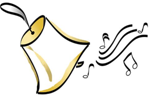 Handbell Choir Clipart.