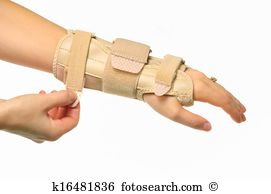 Wrist brace Stock Photo Images. 327 wrist brace royalty free.