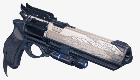 Hawkmoon Destiny Hand Cannon, HD Png Download , Transparent.
