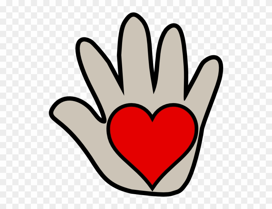 Clipart Free Download Hands With Heart Clipart.