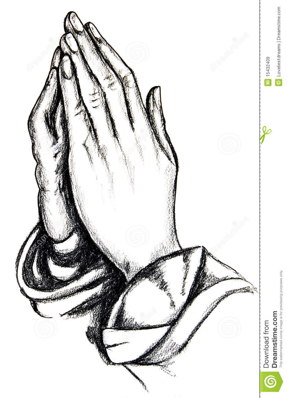 Praying Hands Clipart Free Download.