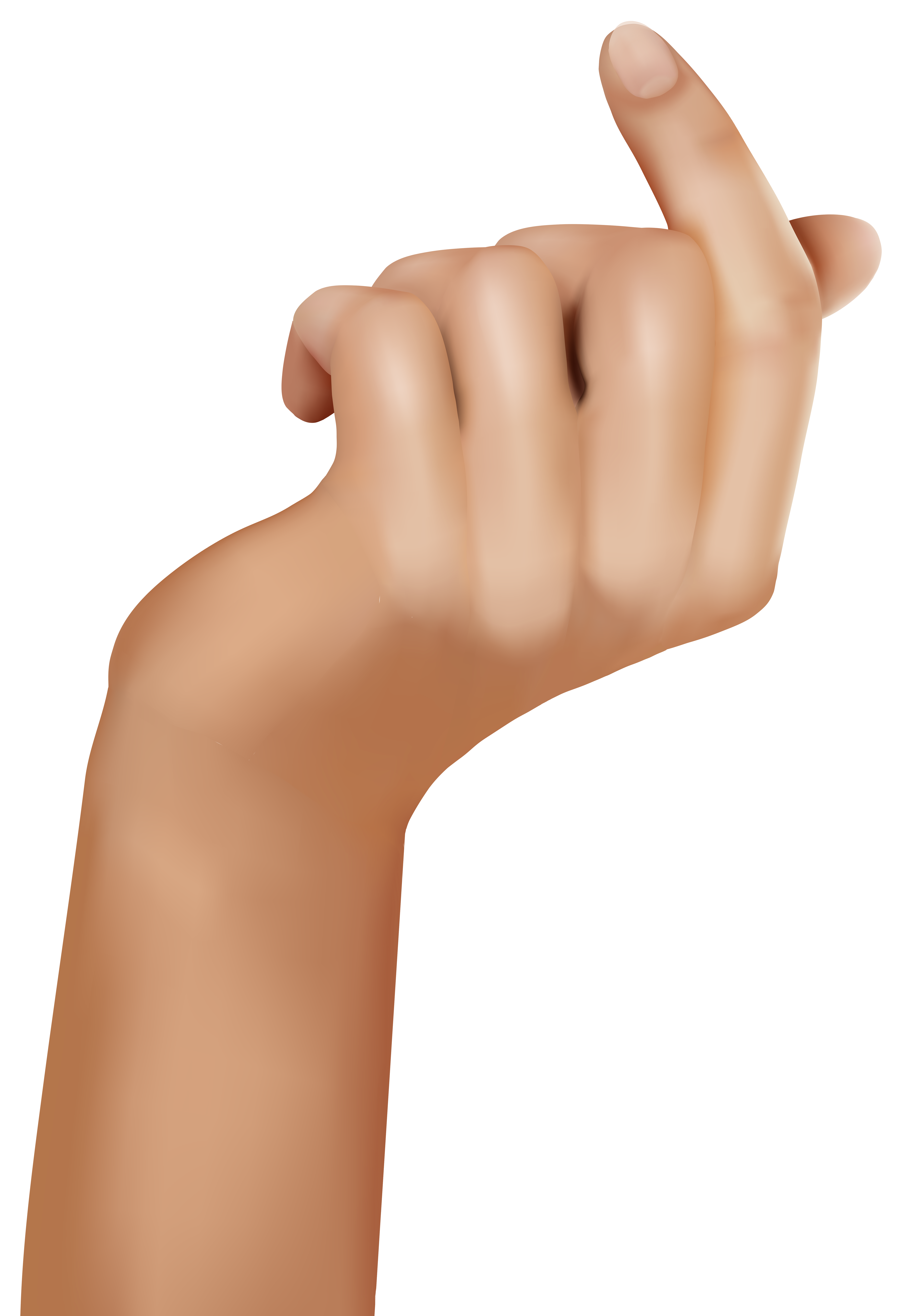 Female Hand PNG Clip Art.