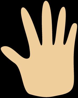 Transparent Hand Clipart.