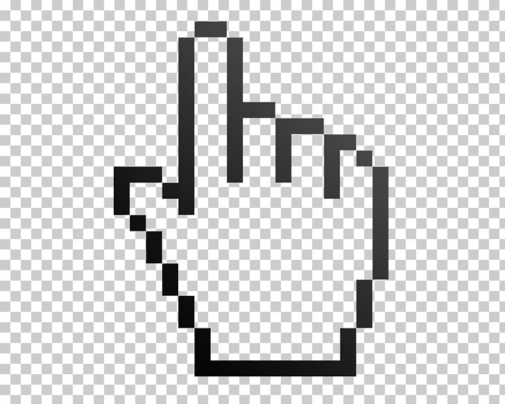 Computer mouse Cursor Pointer Hand Icon, Cursor Hand.
