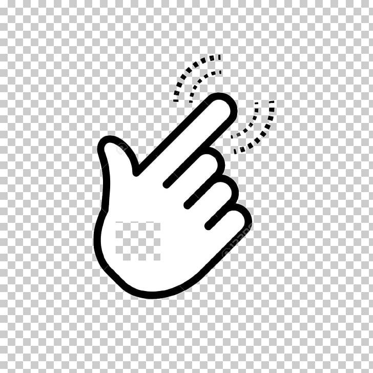 Computer mouse Pointer Computer Icons Cursor, click hand.