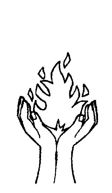 Cupped Hands Drawings Cupped.