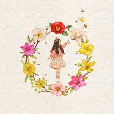 Aliexpress.com : Buy 20x20cm flower girl Digital Printing Painting.