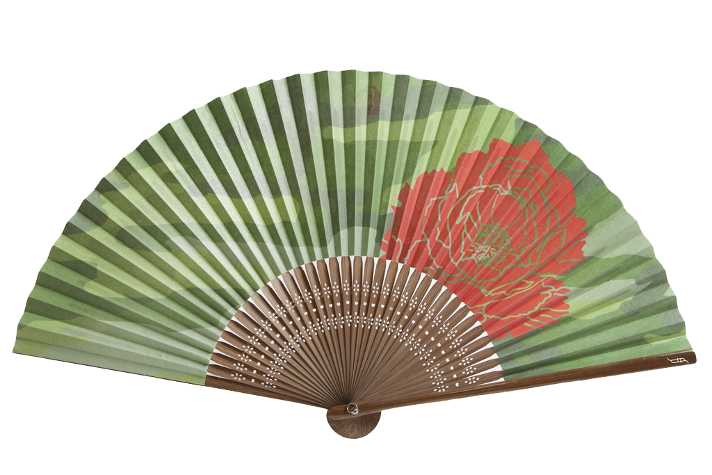 Hand Fan PNG Free Download.