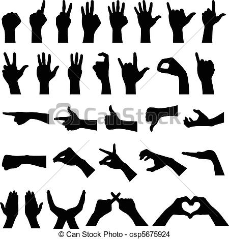 Gesture Illustrations and Clip Art. 66,467 Gesture royalty free.
