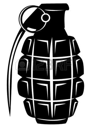 982 Hand Grenade Stock Illustrations, Cliparts And Royalty Free.