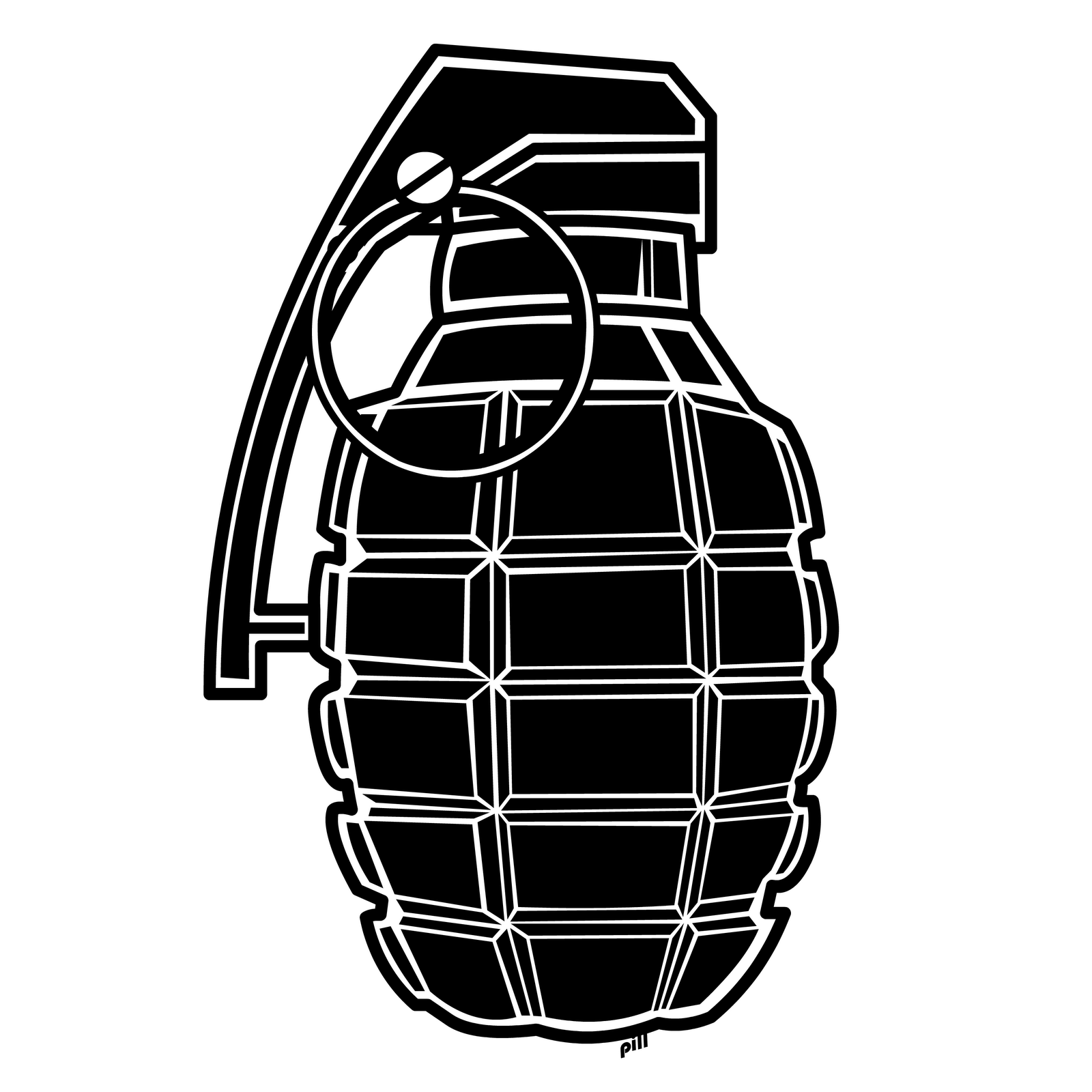 Grenade PNG images.