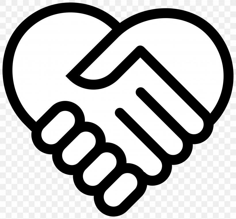 Handshake Hand Heart Symbol, PNG, 4274x3976px, Handshake.