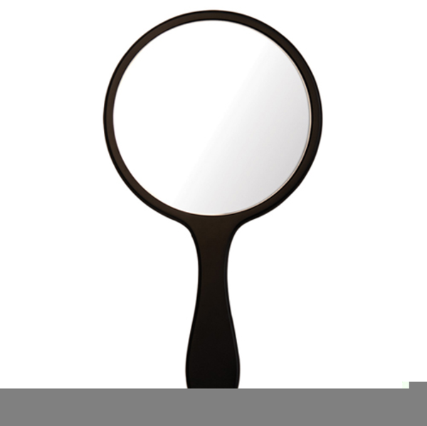 Hand Held Mirror Clipart.
