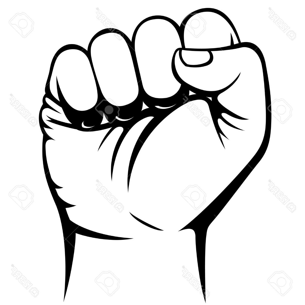Download High Quality hand clipart fist Transparent PNG.