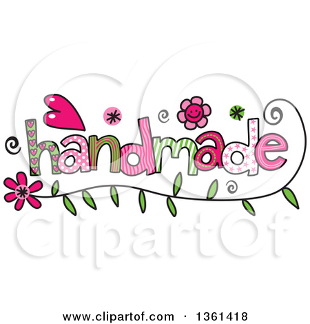 Hand made clipart - Clipground