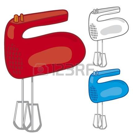 2,186 Hand Mixer Stock Vector Illustration And Royalty Free Hand.