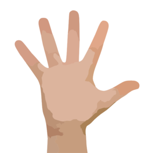 Hand Isolated Clip Art at Clker.com.