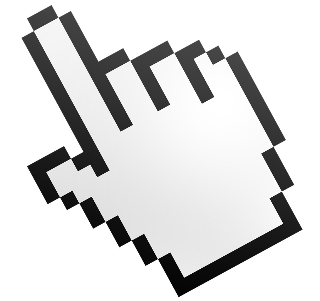 Computer mouse Pointer Cursor Hand Clip art.