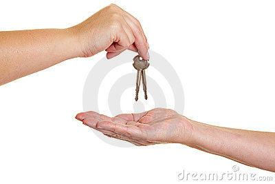 Handover Keys Stock Photos, Images, & Pictures.