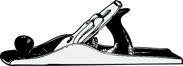 Hand Plane Clip Art at Clker.com.