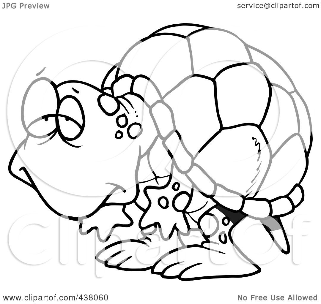 vector of a cartoon jungle. big cartoon plane outline. black and.