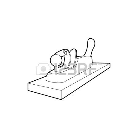 138 Hand Planer Stock Vector Illustration And Royalty Free Hand.