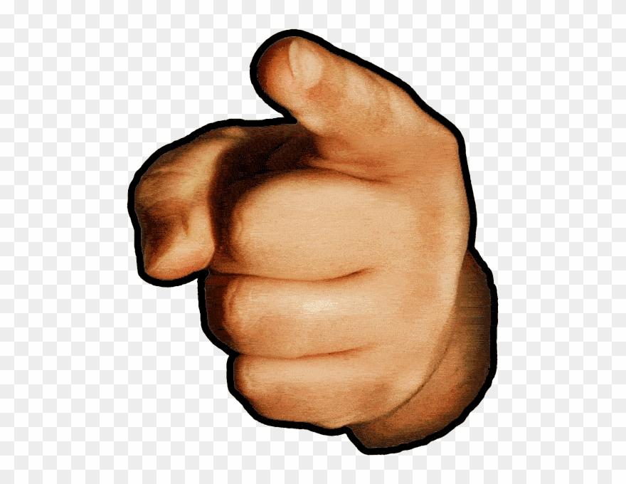 Download You Hand Clipart Finger Hand Clip Art.