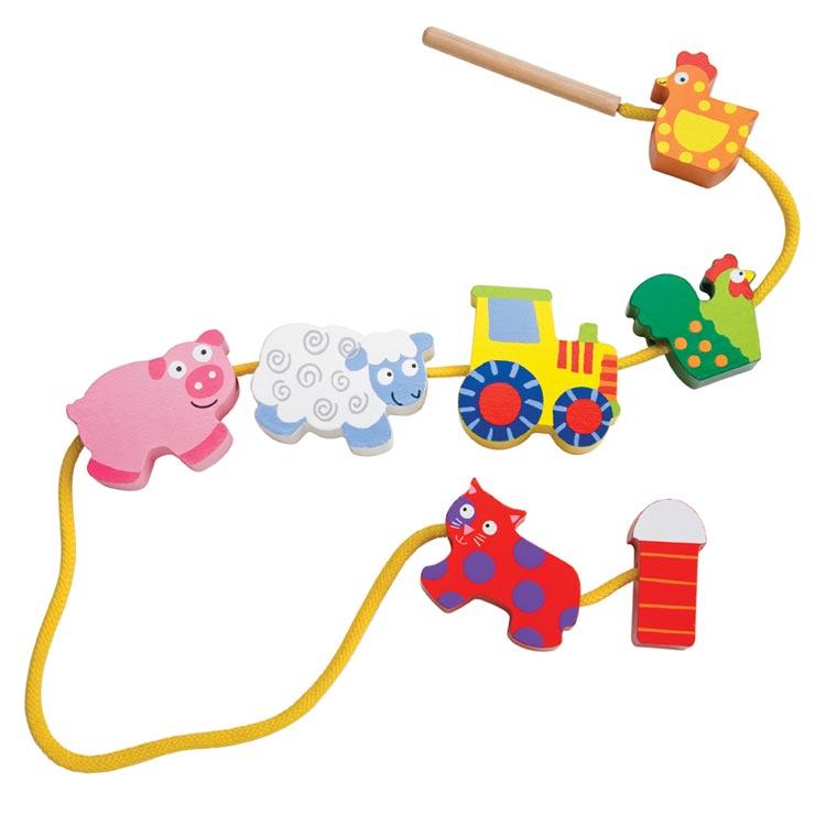 Amazon.com: ALEX Toys Little Hands String A Farm: Toys & Games.
