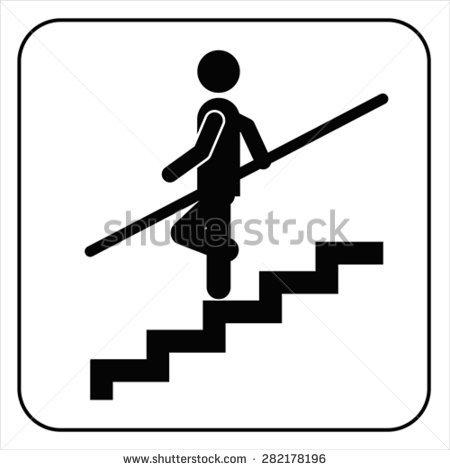 Handrail Stock Photos, Royalty.