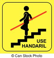 Handrail Stock Illustrations. 732 Handrail clip art images and.