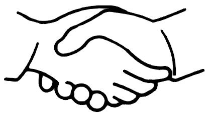 Handshake 20clipart.