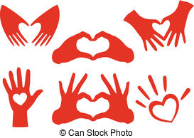 Hand heart Stock Illustrations. 57,108 Hand heart clip art images.