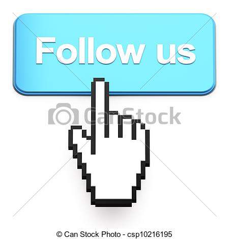 Stock Illustration of Hand.