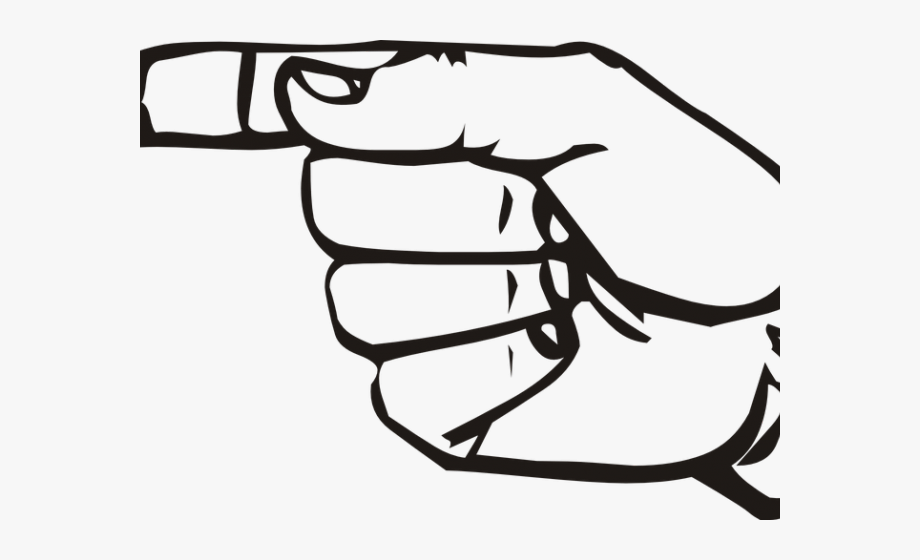 Hand Gesture Clipart Hand Sign.